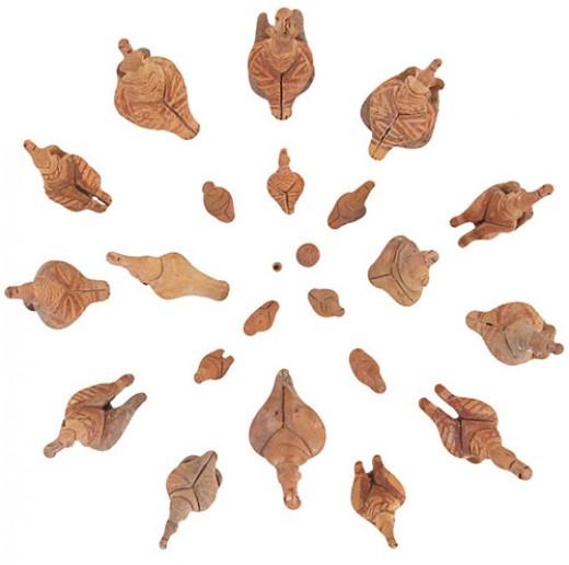Cucuteni artifacts