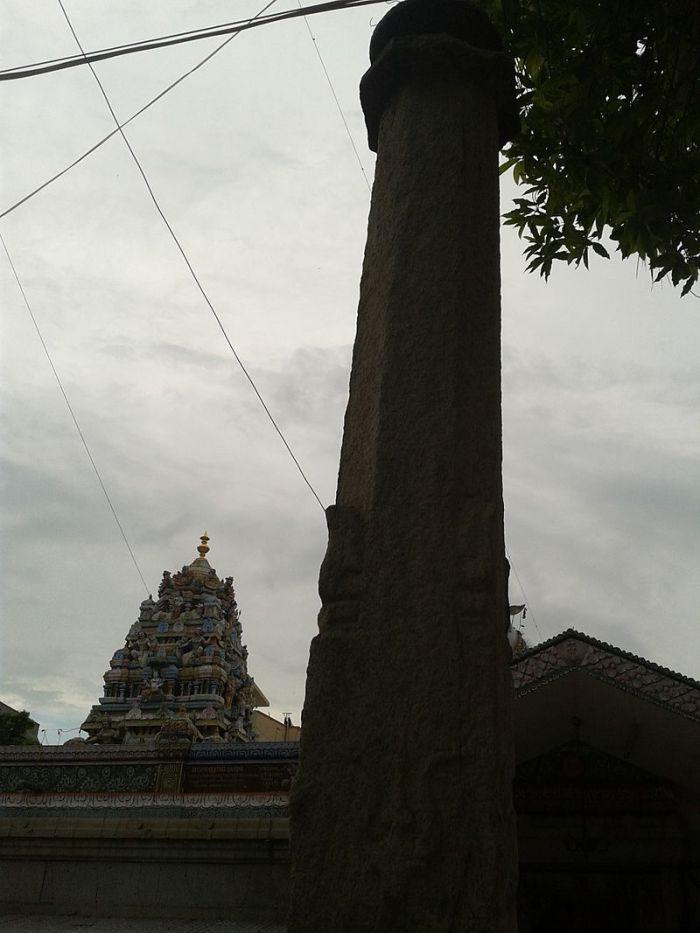 Someswara temple in Madivala Bangalore