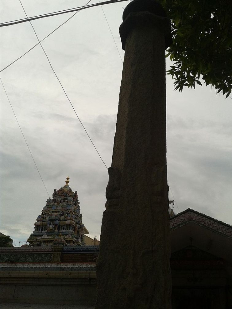 Someswara temple in Madivala Bangalore