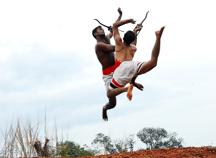 Kalaripayattu, form of self efense