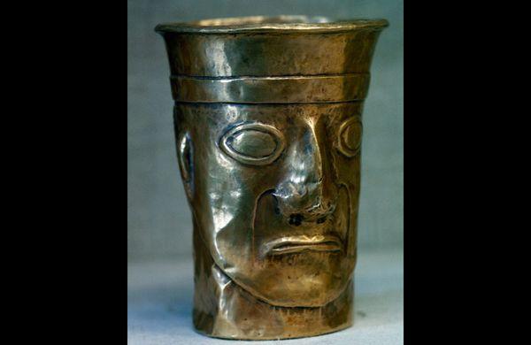 Incas of Peru artifact image