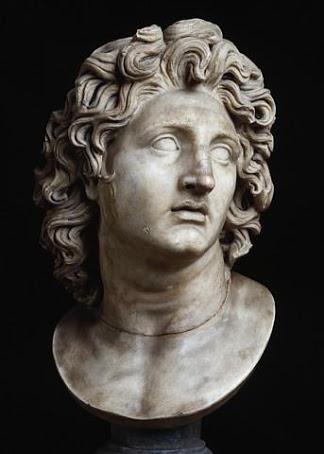 Aleander, the great.Image.