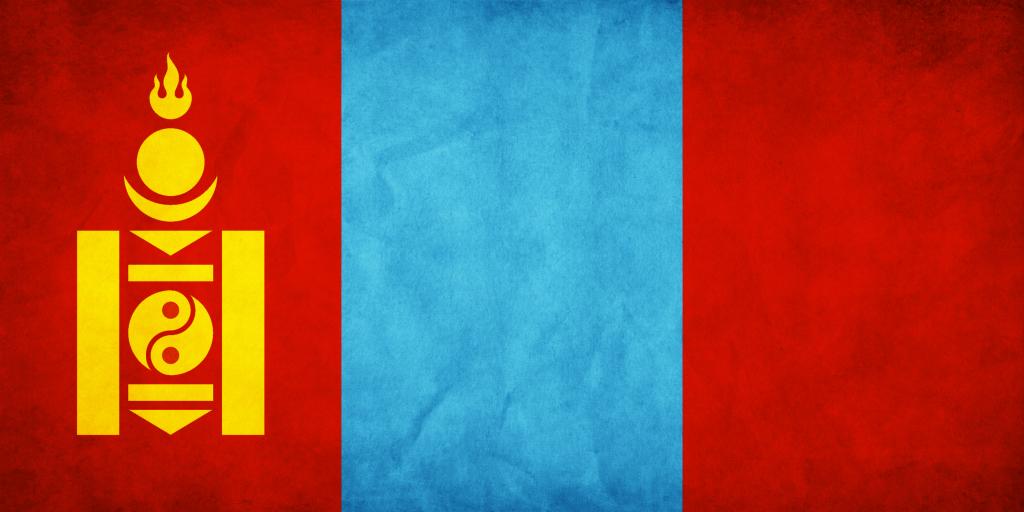 Mongolian flag.image