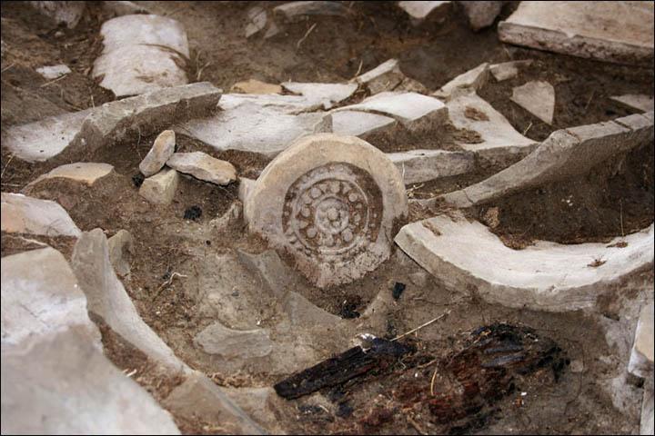 Por-Bazhyn artifact.Siberia.image.