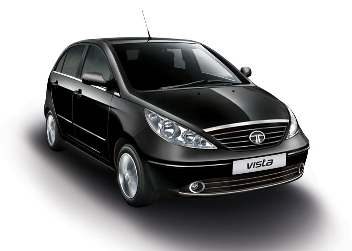 Tata Vista Car.image