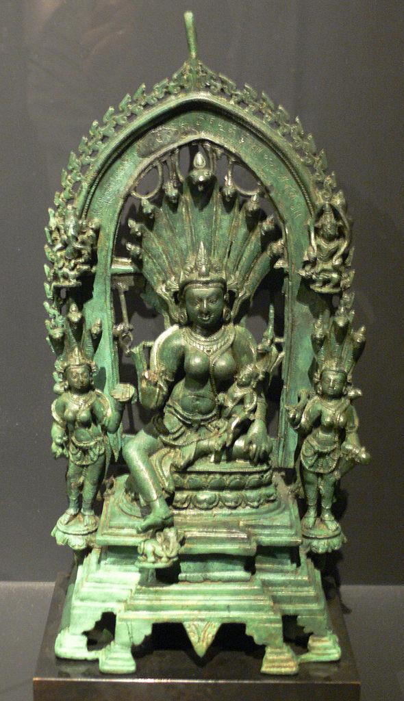 Manasa Devi Iconography,Bihar Museum.