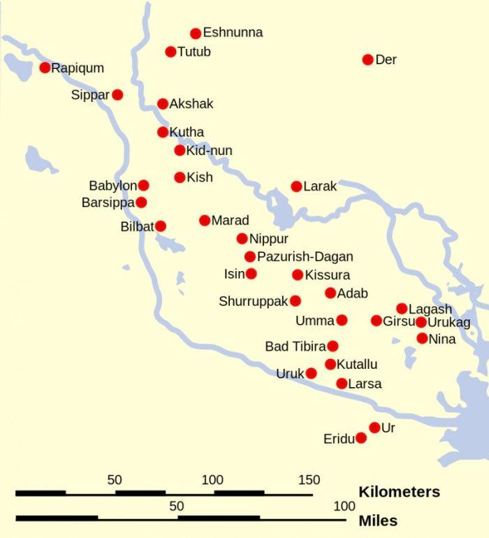 Sumeria Map. Image.svg