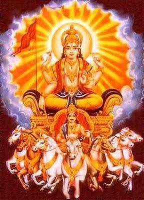 Mitra ,deity. Image