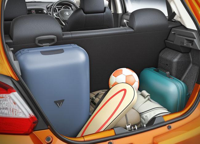 Tiago car interior .image