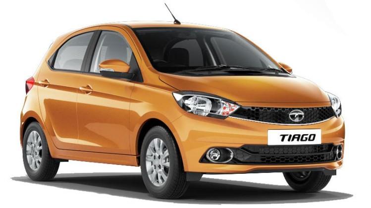 Tiago Car Image.