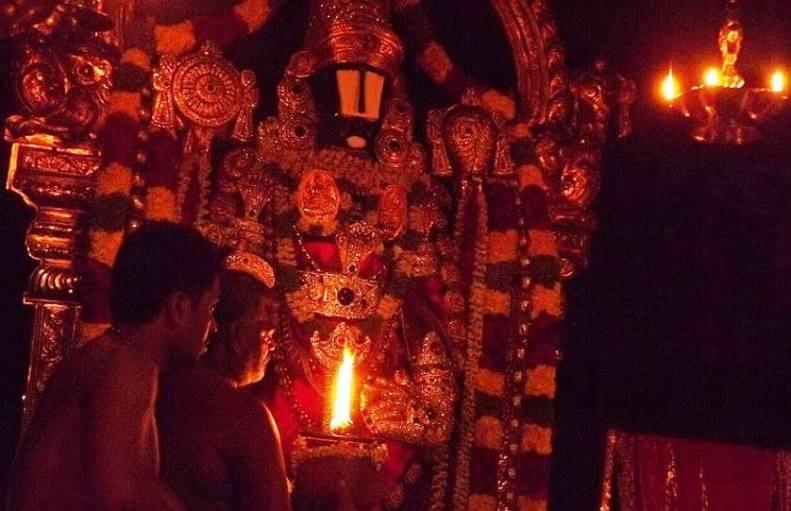 Thirupati Balaji aarthi. image