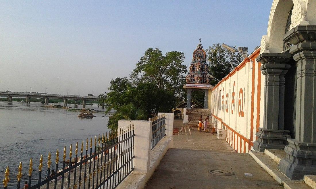 Sangameswarar temple,Kooduthurai.Bhavani. image