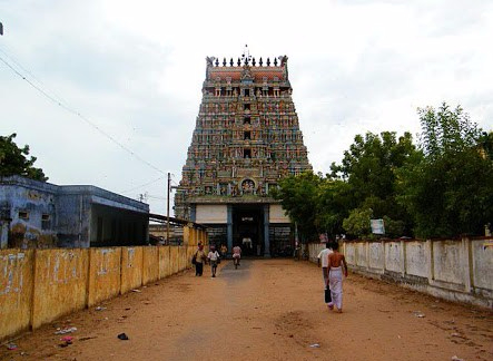 Thirukkadayur Temple.image