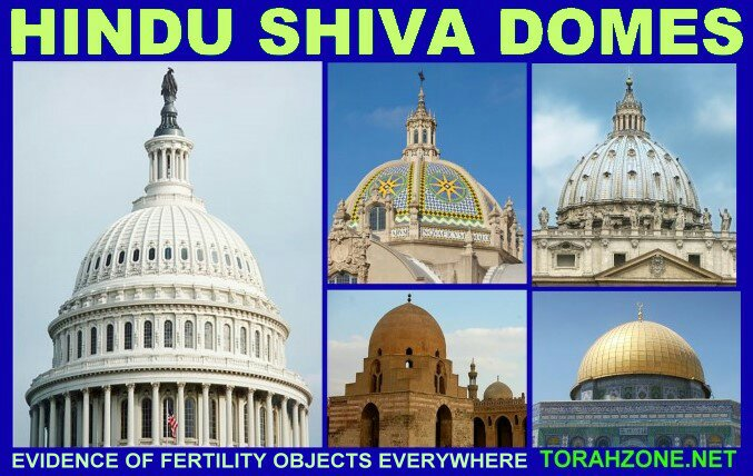 Shiva domes in world.image