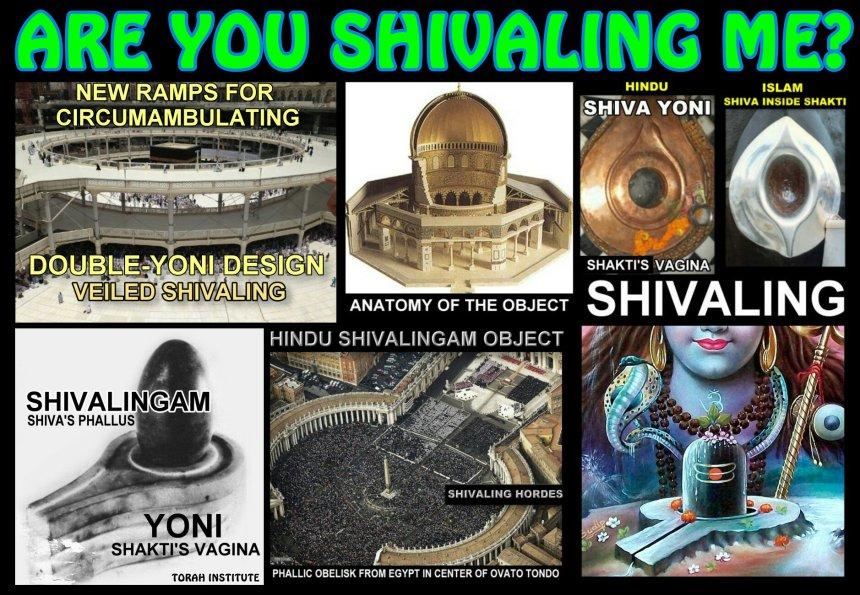 Shiva symbols.image