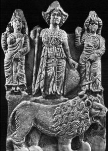 Three Arabian Goddesses.image