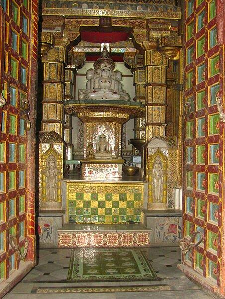 Bhandasar Jain temple.image.