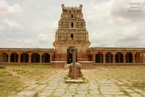 Mulabagal Virupaksha Temple,image