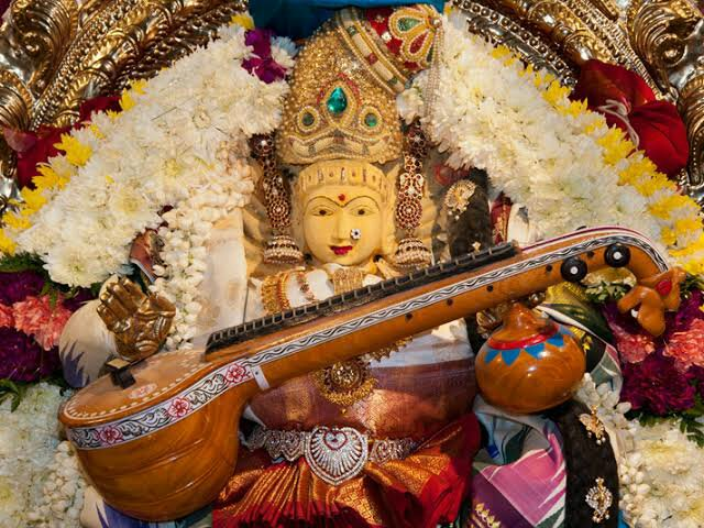 Saraswati Alankar.image
