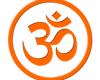 OM in Devanagari script.image