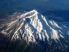 Sastha Mountain, California.