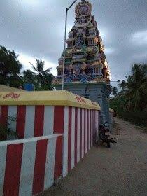 Vishahareswarar temple Paruthiyur.