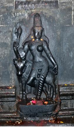 How Ardhanareeswara Formed  Brahmas Fifth Head SatarupaManu