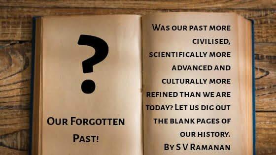 Forgotten past. Poster
