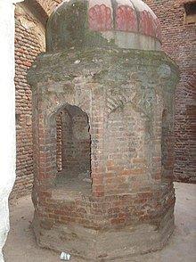 Lava temple in Lahore.image