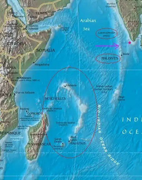 Ancient Tamil Kingdom.image