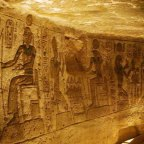 Bhagavad Gita In Egyptian Pyramid  NOW With Private Collector?