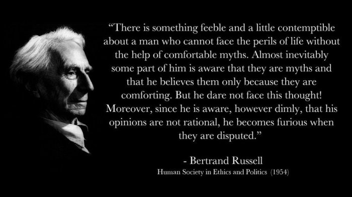 Bertrand Russell God quote.image