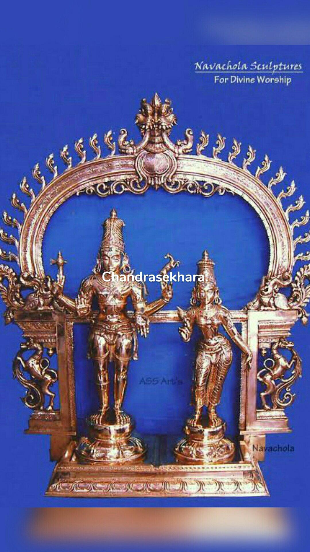 Chandrasekhara.
