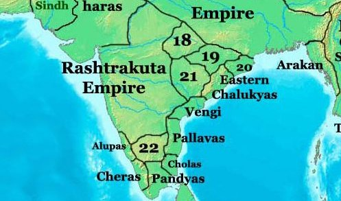 Kingdoms of Ancient India