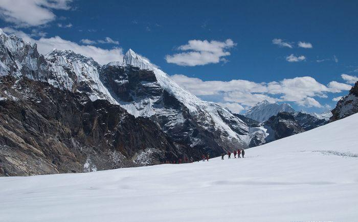 Cho La Pass named Karikal Chola