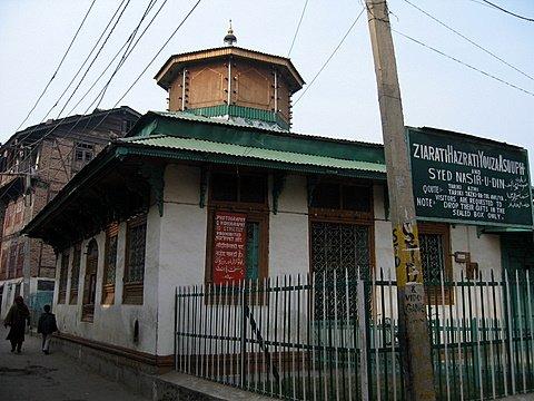 Jesus's Tomb , Kashmir image